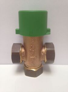 GLEDHILL BOILERMATE XCOO7 MIXING VALVE WITH WASHERS (GENUINE PART)