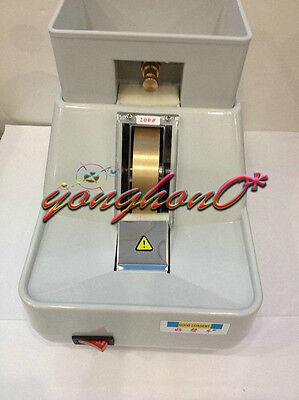 New Cp-7-20 Optical Hand Edger Manual Lens Grinder Single Wheel Dc Motor 220v