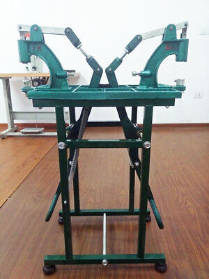 Double Pedal Riveting Machine New Grommet Snap Press Machine