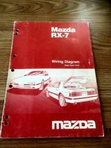 Mazda Rx 7 Wiring Diagram Series Iv Rhd Other Parts