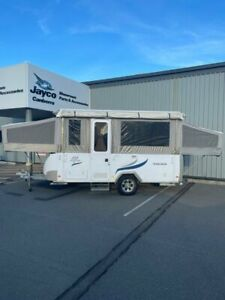 2012 Jayco Swan Touring Camper Trailer Oaks Estate Queanbeyan Area Preview