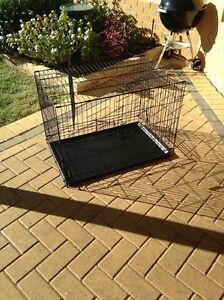 Collapsible Dog Cage Baldivis Rockingham Area Preview