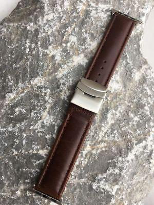 Apple Watch Ersatzbänder Lederarmband Band 42er Top Qualität Uhr Smartwatch ()