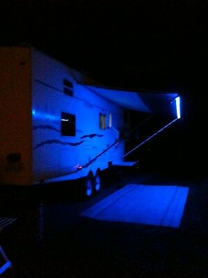 LED Camper Motorhome RV Lights  - 16 feet of LED Awning Lights (300 LED's)