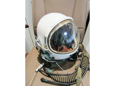 Aircraft Helmet  Space suit Air Force High Attitude Pilot Helmet SIZE: 1# XXL