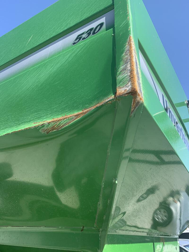 2006 Unverferth Grain Wagon