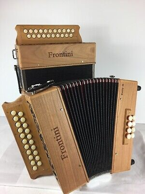 New Frontini  Kerry 11 Button Box