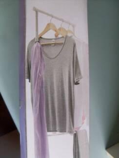 Adjustable Rolling Clothes Rail Coat Rack Drying Hanger Standing