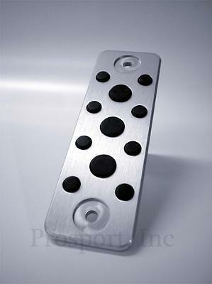 Aluminum Dead Pedal for (Plate Pedal Plate)