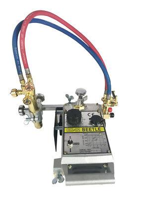 New Torch Track Burner Portable Flame Cutting Machine Hk-12 110v Cutting Torch