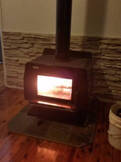 Combustion Fireplace - Norseman