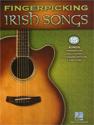 Fingerpicking Guitar ... Irish Songs Gitarre Noten Tab