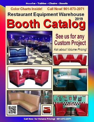 Discount Catalogues (2019 Booth Catalog and Color Charts (PDF) + Shipping Discount)