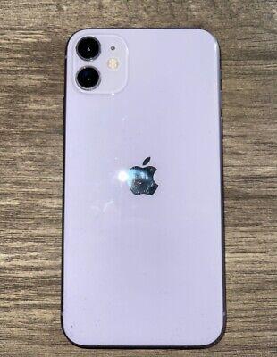 iPhone 11 Purple 64GB (Unlocked) GSM/CDMA