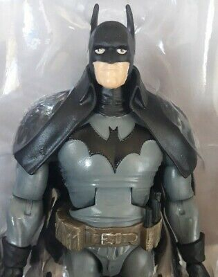 DC UNIVERSE LOOSE FIGURE JLA MULTIVERSE BATMAN GOTHAM CITY GASLIGHT BRUCE WAYNE