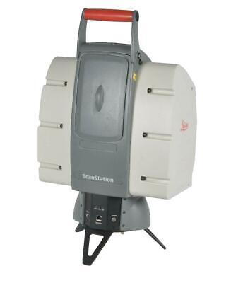 Leica Hds 3600 Scanstation Surveying Laser Scanner Hds3600