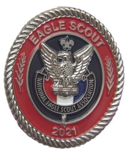 2021 Eagle Scout Neckerchief Slide