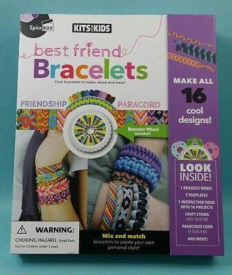 Kits For Kids Best Friend Bracelets W  Wheel Included Factory New
