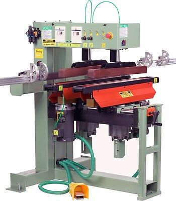 Conquest Industries 2-46 Dual Line Boring Machine 460v3ph Free Bitson Sale