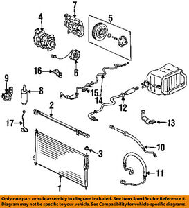 94 accord condenser diagram 94 accord fuse diagram honda 94 97 accord 2 2l l4 a c condenser compressor lines ... #2