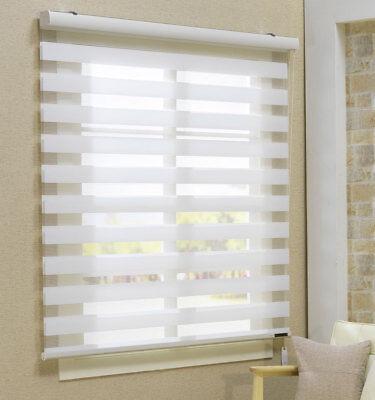 Roller Blind Zebra Vertical Curtain