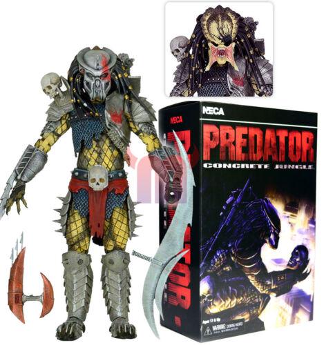 Predator 7 Action Figure: Ultimate Scarface