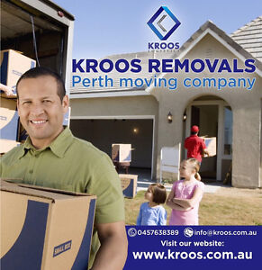 Kroos removals $60 per hour . Quality and cheap Fremantle Fremantle Area Preview