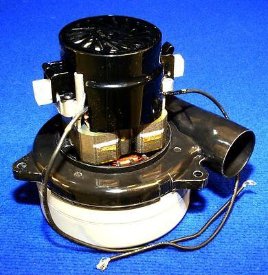 Tornado Windsor 6.490-036.0 Vacuum Motor 64900360 24v 2 Stage