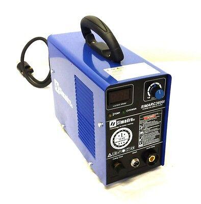 Plasma Cutter Simadre Ct3600i Igbt 220v 36 Amp Dc Inverter 30 Cons 7-8mm Cut