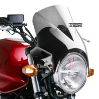 ABS 2011 2012 2013 A1102 GIVI Cupolino Fumé per Honda CB Hornet 600