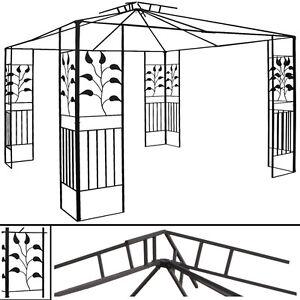 ersatzgestell pavillon toskana 3x3m pavillion. Black Bedroom Furniture Sets. Home Design Ideas