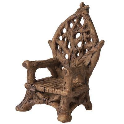 Fiddlehead Fairy Garden Fairies Woodland Throne
