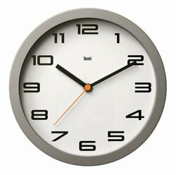 Bai Designer Wall Clock, Velocity - 715.VE