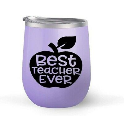 Best teacher VINYL DECAL for home cars walls cups bumper stickers glass