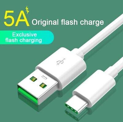 Cable USB tipo C de Carga Rápida 5A 1,5m Alta Calidad Quick...