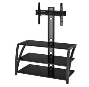 TV Stand with Free mount and 3 shelves