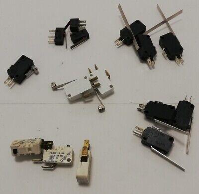 Designa Cast Screwless Flatplate 1 G intermédiaire 10AX Interrupteur de lumière nickel noir