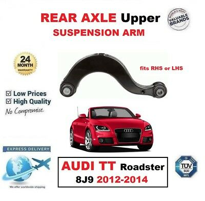 REAR AXLE Upper  LH/RH SUSPENSION CONTROL ARM for AUDI TT Roadster 8J9 2012-2014