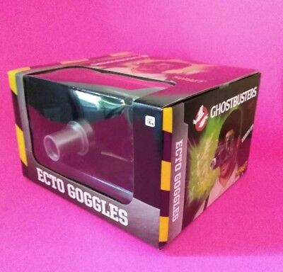 NEW Spirit Halloween GHOSTBUSTERS Prop ECTO GOGGLES - Stantz - Global Shipping