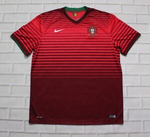 Authentic 2014 Portugal Nike Home Jersey