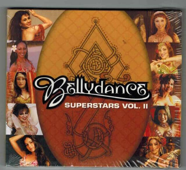 Bellydance Superstars - Bellydance Superstars Vol.2