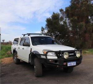 2011 Ford Ranger Xl (4x4) 5 Sp Automatic Dual Cab P/up