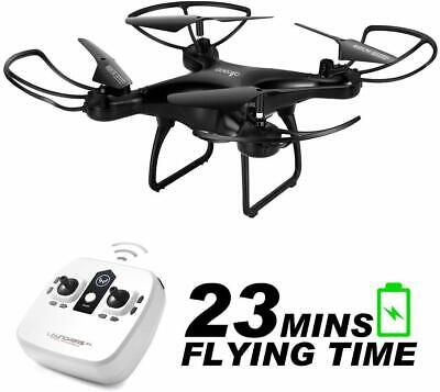 allcaca RC Drone for Children QuadCopter 23 Minutes Long Battery Life