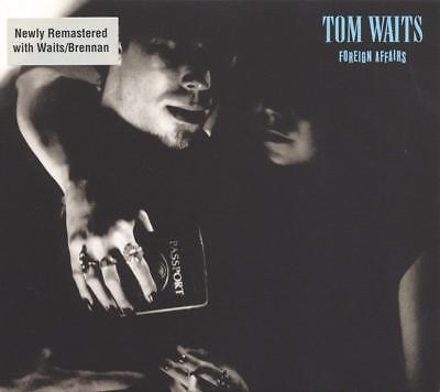 TOM WAITS FOREIGN AFFAIRS 180 GRAM VINYL LP (2018 Remastered)