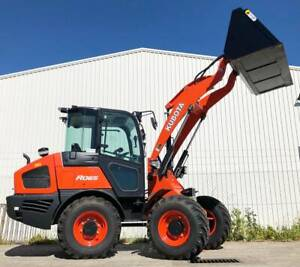 Kubota R065 Articulated Wheel Loader Kewdale Belmont Area Preview
