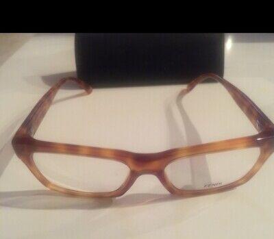 65cb2591ef6 Fendi eyeglass frames for women With Case 8.1 X 3.6 X 2.4 53mm