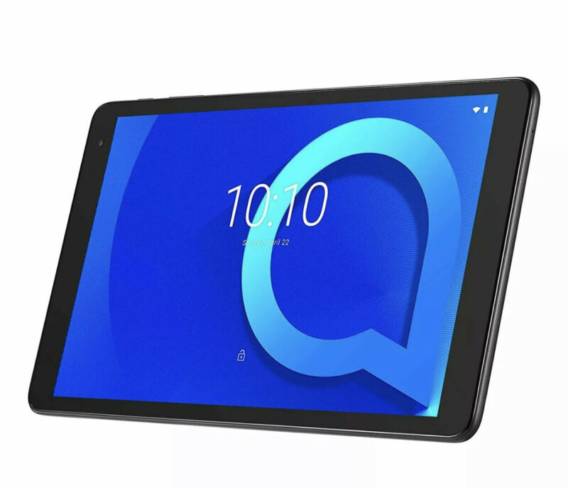 Alcatel+1T+10+SMART+10.1%E2%80%9D+Wi-Fi+Android+Oreo+Tablet+%28Black%29+-+NEW+%26+SEALED