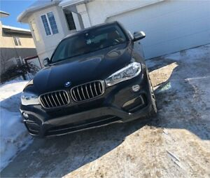BMW X6 with low kms