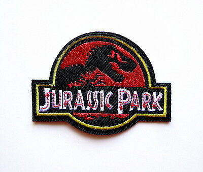 Small Scale INGEN Jurassic Park Logo Custom Waterslide Decals