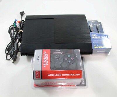 Playstation 3 PS3 Super Slim 250 Gb System (Model CECH-4001B)